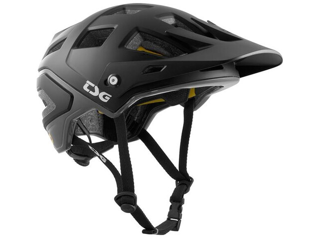 TSG Scope MIPS Solid Color Helmet Men satin black